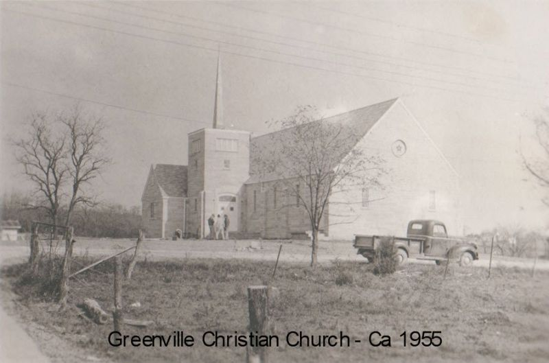 Greenville Christian Church (1955)
