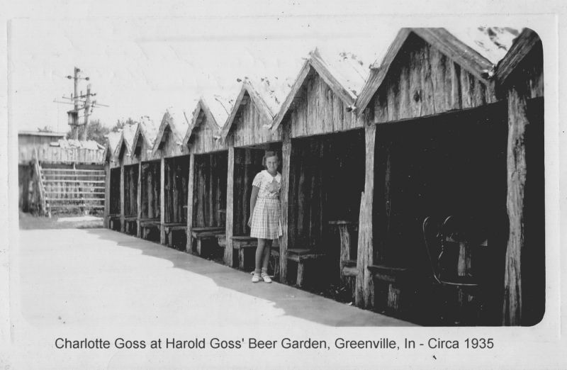 Moonlight Beer Garden (1935)
