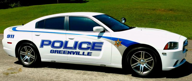 Greenville Police - Dodge Charger