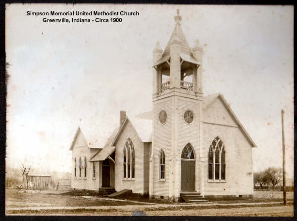 Methodist Church (circa 1890)